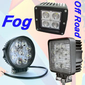 Off Road Bar Pod light LED Light Bar