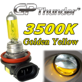 500K GP Thunder 9006 Fog Light Bulbs