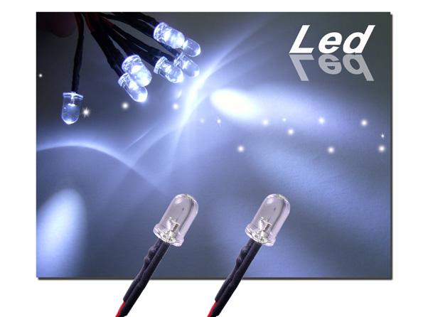 T5 Hyper Wire LED White Light Miniature Bulbs - Hid Lights USA